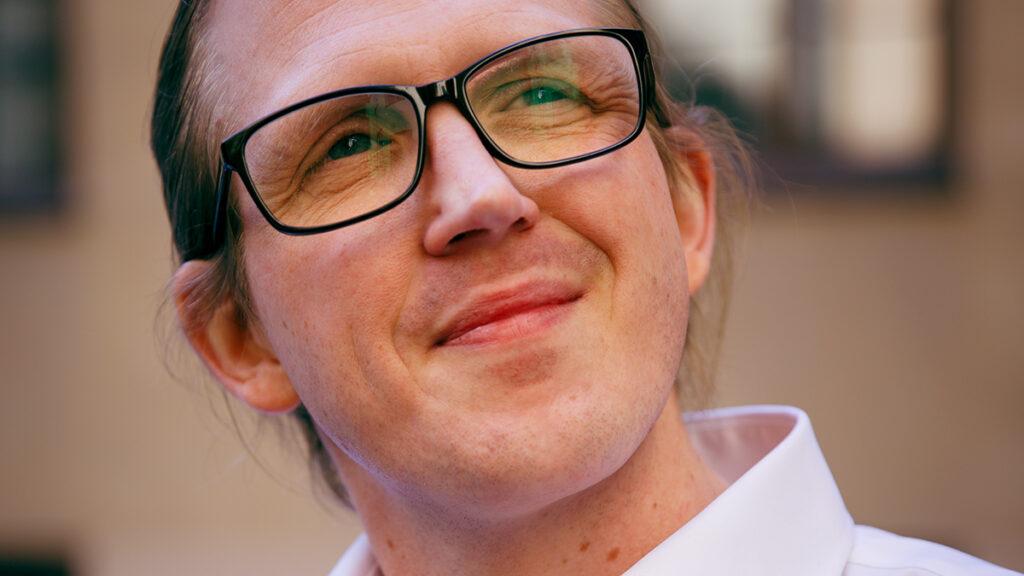 Carl-Magnus Falk, grundare av Agoy Bokslut & Skatt och Fortnox Bokslut & Skatt